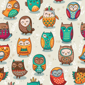 tribal owls
