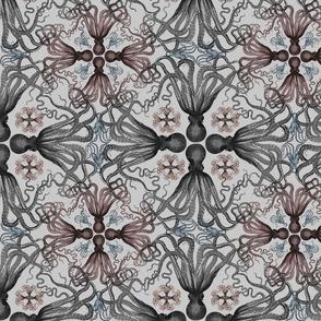 Octopus Garden—Gray