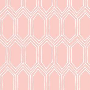 Tons of Tiles (Rose Quartz)