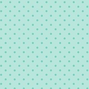 Jungle polkadot mint