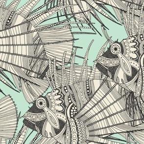 fish mirage mint