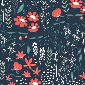 Flower garden 001