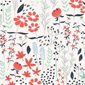 Flower garden 002