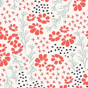 Flower garden 006