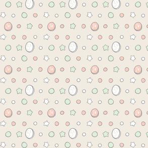 Penny Candies Bubblegum Dots