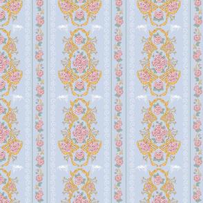 Sinister Shabby Wallpaper