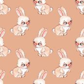 Cartoon_rabbits 03