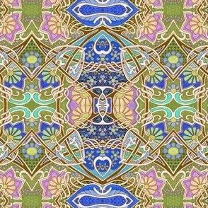 Tangled Celtic Garden