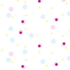 just dots