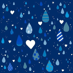 Rainy Hearts