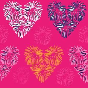 Love = Fireworks