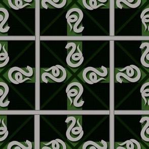 Snake House Pattern