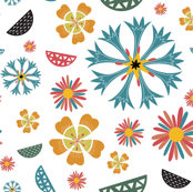 Cornflower coordinate