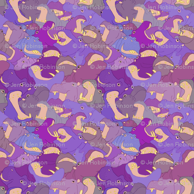 Rspoonflower-happy_hippos-purple-cmyk-150_preview