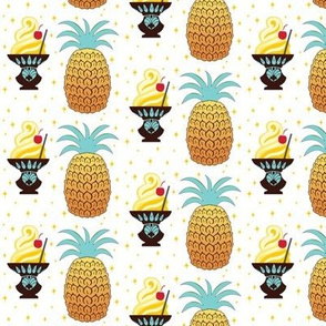 Vintage Pineapple Whip