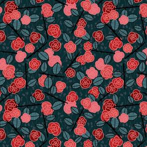Dear Heart Roses