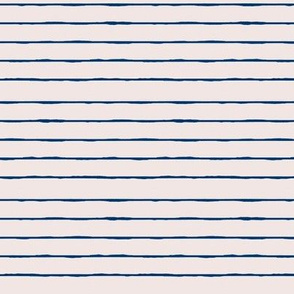 swim lane stripe in sunbleached pink and nautical blue