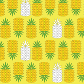 Pineapple yellow