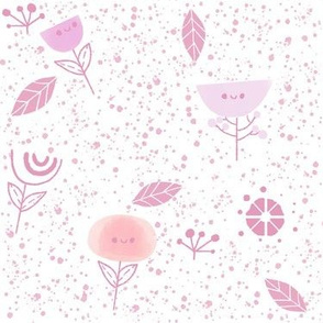 Fancy - Powder Pink