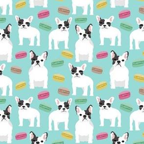 french bulldog frenchie macaron sweet bakery french pastel sweets girly food novelty cute dog