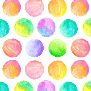 Water Color Sweet and Spotty