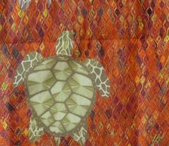 turtle autumn