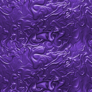 Purple Molten Swirls