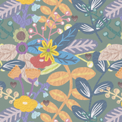 Autumnal Florals