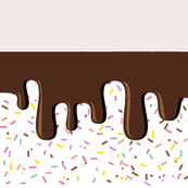 Vanilla Sprinkle Panel (Custom for Alison)