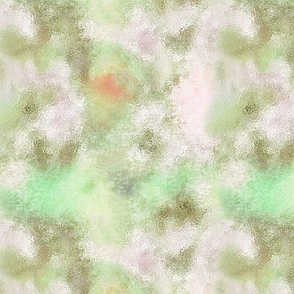 watercolor blender greens