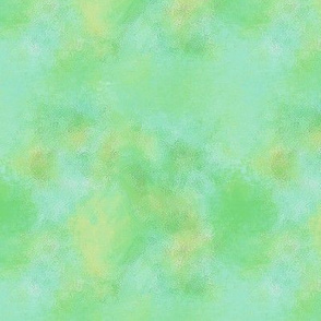 watercolor pale green