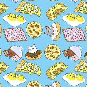 Cats in Food