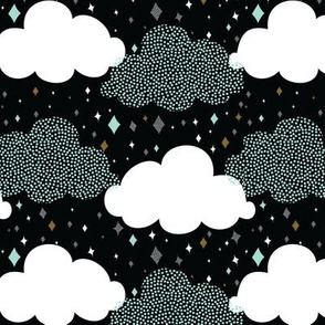 Dazzling Sky