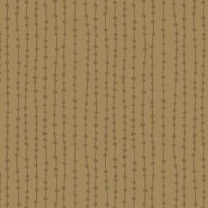 Dot Line Caramel