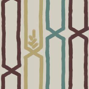 geometric soften wheat