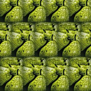Golden Green Pears