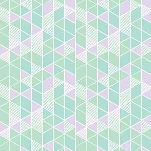 Gems: Lavender & Seaglass