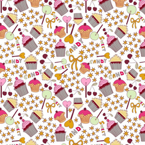 Sweet pattern design