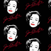 Signature Joan Crawford