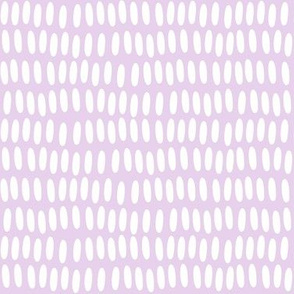 Prehistoric Confetti - Lavender