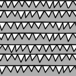 Dino Teeth - Grey