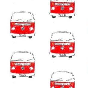 Red Kombi