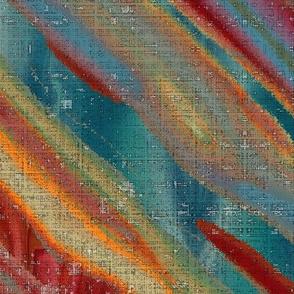 groovy diamond - multicolor