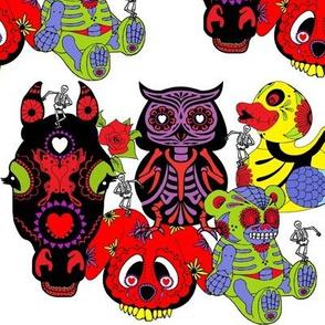 Sugar Skull Zoo