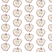 Half Apple WH-CRM-GRN