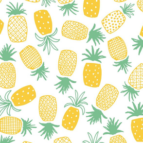 Pineapple Print (Large)