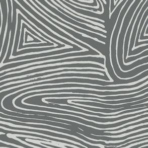 Batik Print Slate