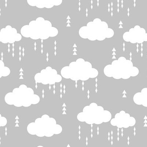 cloud rain rains cloud clouds raincloud grey nursery baby