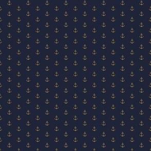 Anchor Navy Gold (small)