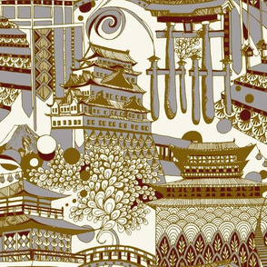 Cities of the World - Japan